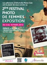 Festival photo de femmes à Alfortville
