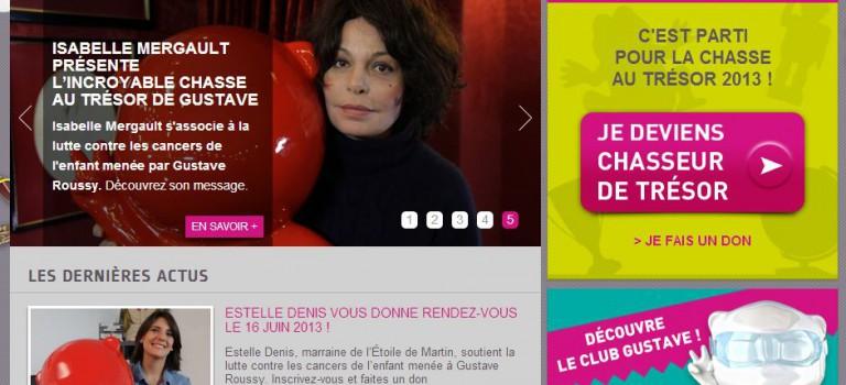 L'Institut Gustave Roussy lance une campagne de don contre le cancer de l'enfant