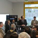 Inauguration E2C Creteil