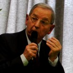 Jean-Claude Boucherat, président du Conseil économique, social et environnemental (Ceser)