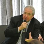 Jean Paul Huchon Pdt Conseil regional