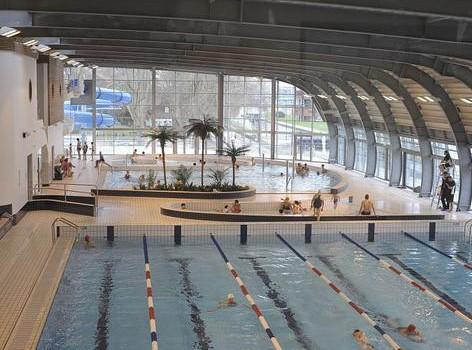 Le centre aquatique d 39 alfortville rouvre ses portes 94 for Piscine maisons alfort