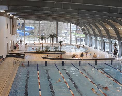 Le centre aquatique d 39 alfortville rouvre ses portes 94 for Piscine villecresnes