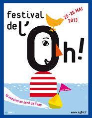 Coup d'envoi du 13e Festival de l'Oh !
