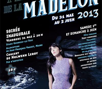 Nolwenn Leroy ouvre le festival de la Madelon à Fontenay