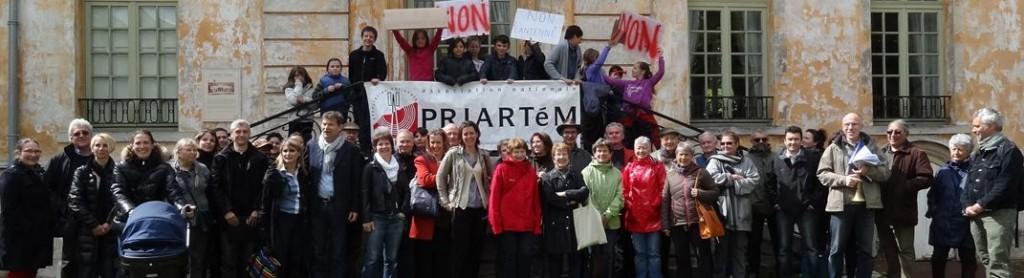 Manifestation Sucy en Brie