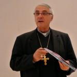 Monseigneur Michel Santier Eveque de Creteil