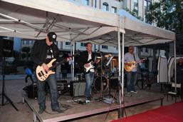 Concerts gratuits en plein air à Saint-Maur