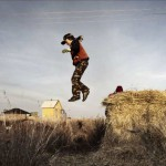 Retour à la terre Russia s Green Exodus Sibérie   novembre 2010 © Yuri Kozyrev NOOR