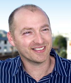 Elections européennes : Stéphane Guyot, tête de liste IDF du Parti du vote blanc