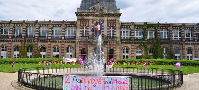 Ouverture des négociations aux hôpitaux de Saint-Maurice