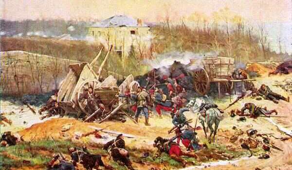 Meurtrière bataille de Champigny : commémoration franco-allemande