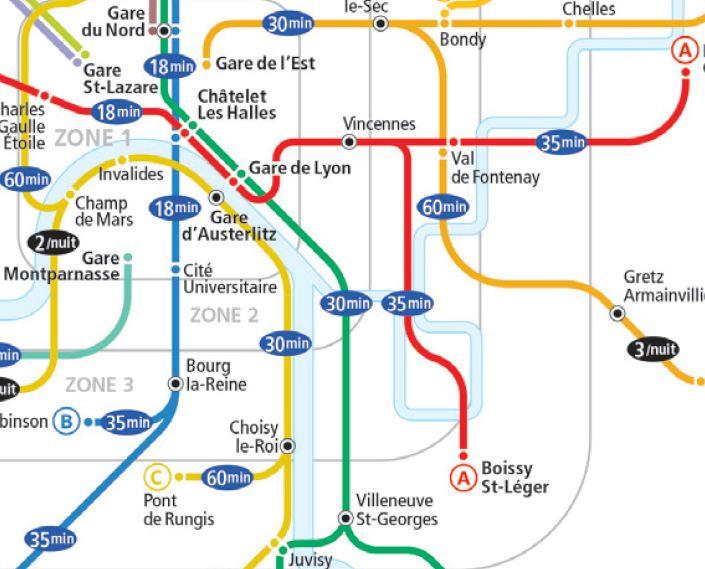 RER Nuit 21 Juin 2013