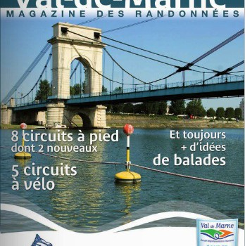Randonner en Val de Marne mode d'emploi