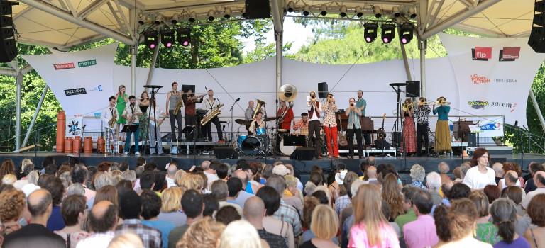Paris Jazz Festival 2013 : le tour du monde au parc floral