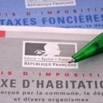 Taxe fonciere Taxe Habitation © Richard Villalon - Fotolia.com