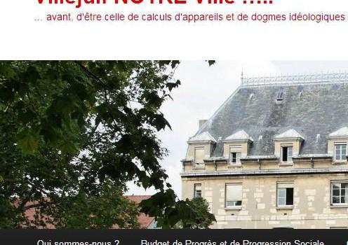 Le blog politique Villejuifnotreville.fr gagne contre la ville