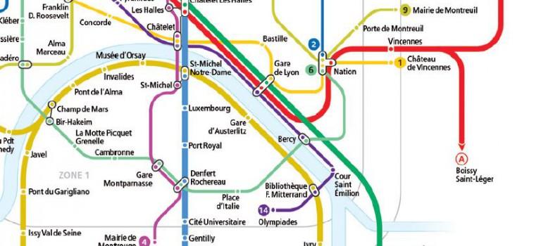 Métro, bus et RER restent gratuits