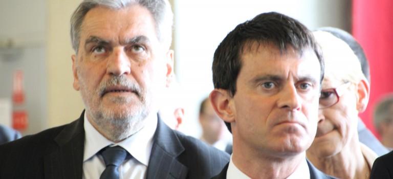 """C. Favier (PCF) : """"M. Valls signe l'arrêt de mort de la décentralisation"""""""