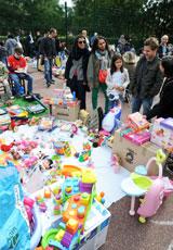 Bourse aux jouets à Charenton