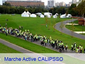 Course Calipsso à Créteil : une marche contre le cancer