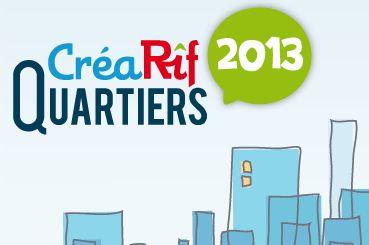 CréaRif : un concours pour créer son entreprise dans les quartiers