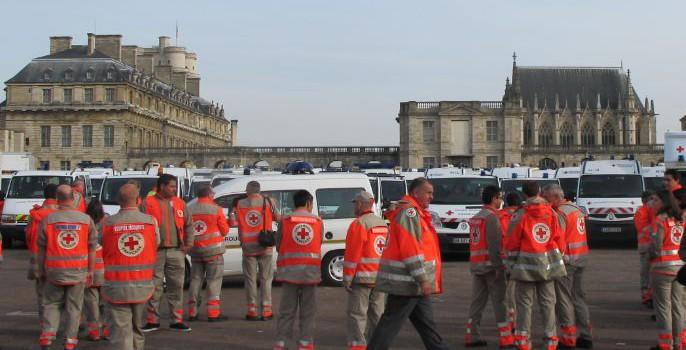 Croix Rouge : plus de mille bénévoles dans le Val de Marne