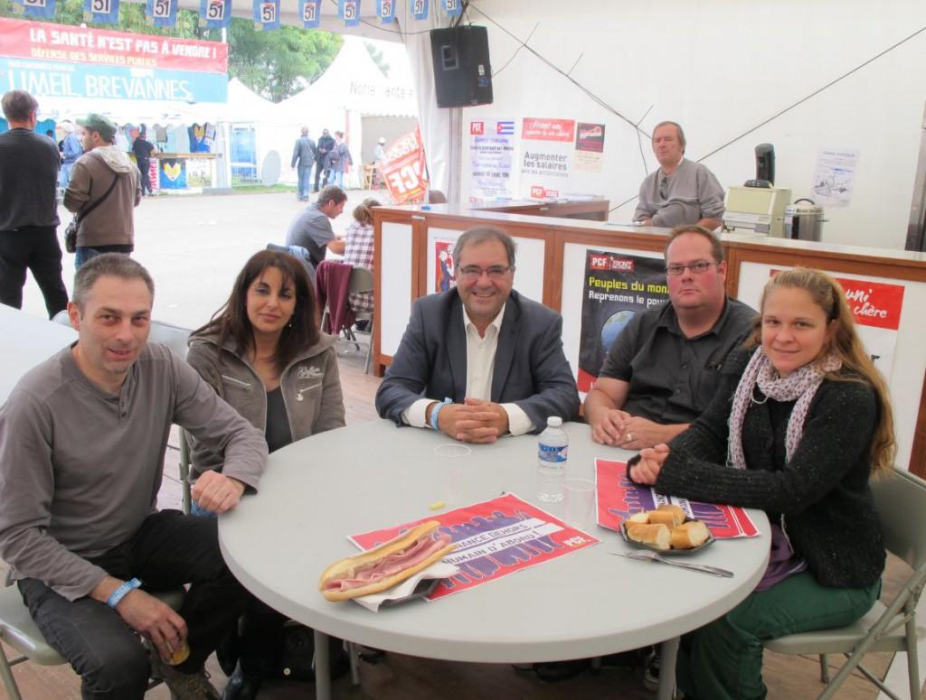 Fete Huma 2013 Bonneuil