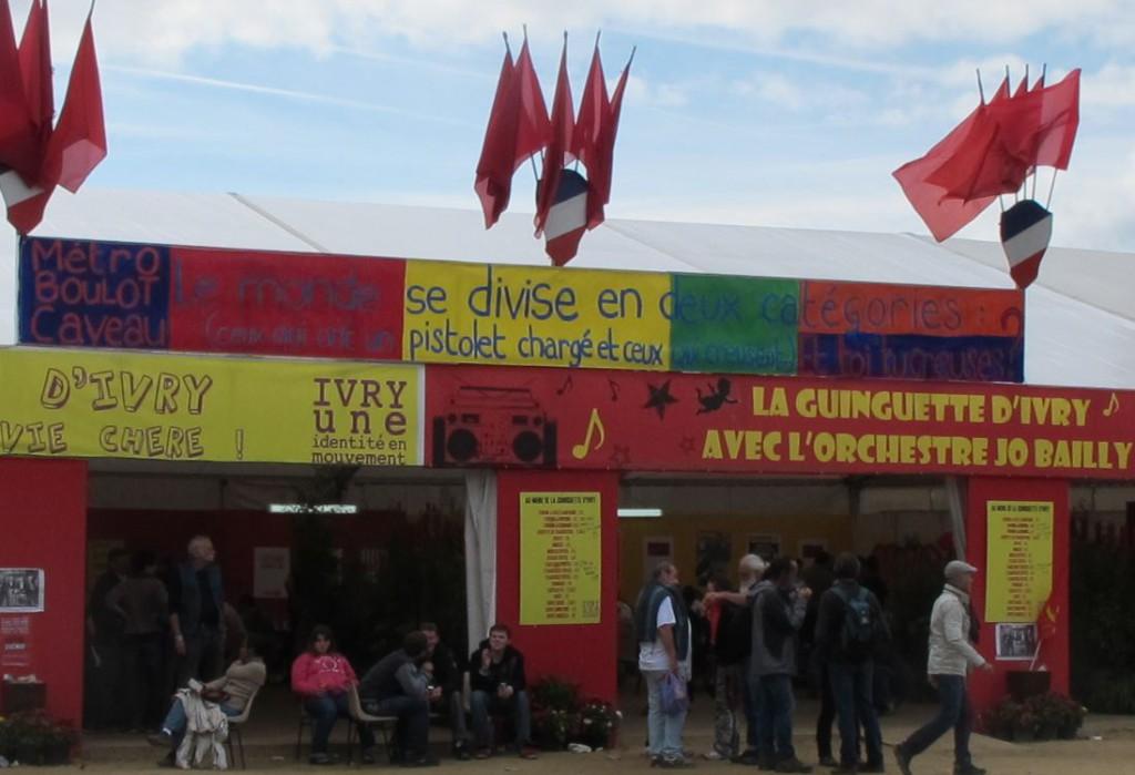 Fete Huma 2013 Ivry sur Seine 2