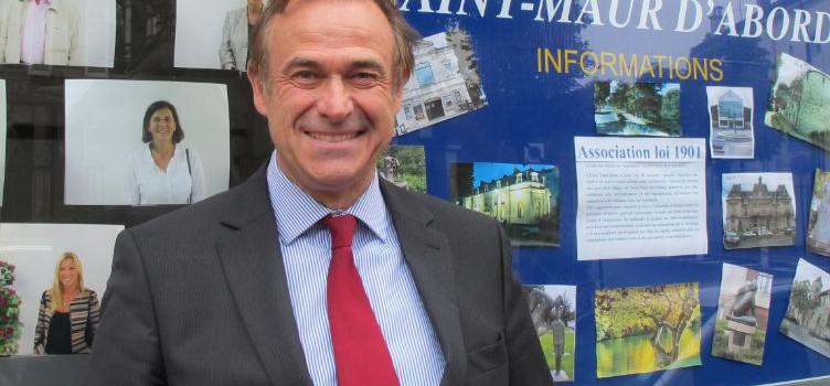 Jacques Leroy lance officiellement sa campagne des municipales à Saint-Maur