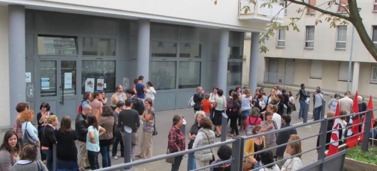 Projet d'école : les enseignants de Villejuif obtiennent gain de cause pour le Val de Marne