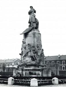Monument poilu Vincennes