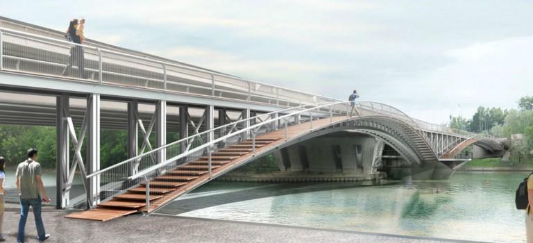 Le nouveau pont de Nogent : images et décryptage