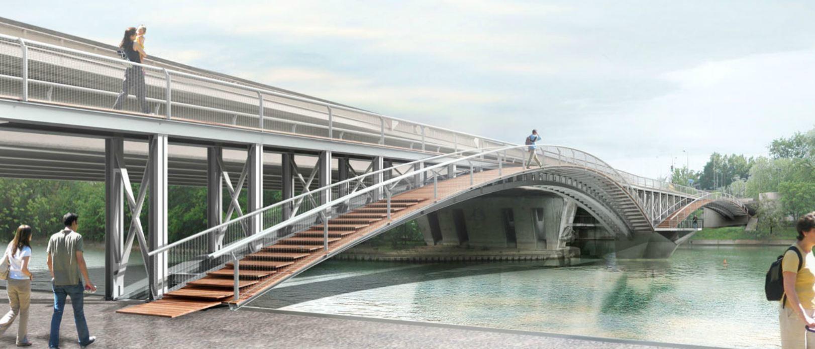 Pont de nogent nouvelle circulation achev e d s - Son et video champigny sur marne ...