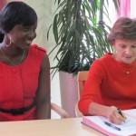 Signature Emplois Avenir Vincennes Septembre 2013