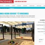 Vincennes Hebdo 7 a Vincennes