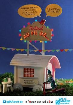 Festival de marionnettes : un village forain au parc des Cormailles