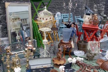 Brocantes et vide-greniers ce weekend en Val-de-Marne