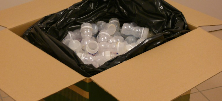 Les hôpitaux de Saint-Maurice recyclent les mini-biberons