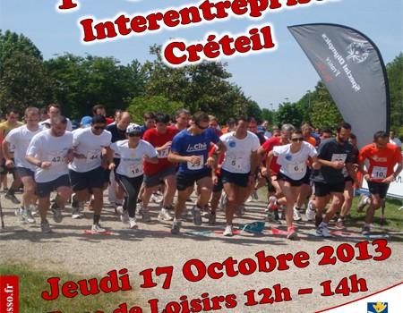 Une course au profit des personnes handicapés mentales à Créteil