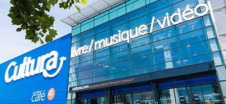 Cultura s'installe au centre commercial Pince-Vent