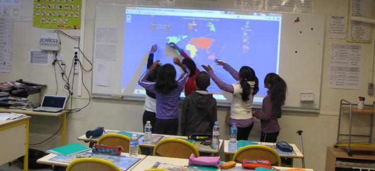 Ecole, collège : le numérique fait sa place en douceur