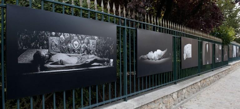 La rêverie photographique de Benoît Pelletier exposée en plein air à Rungis