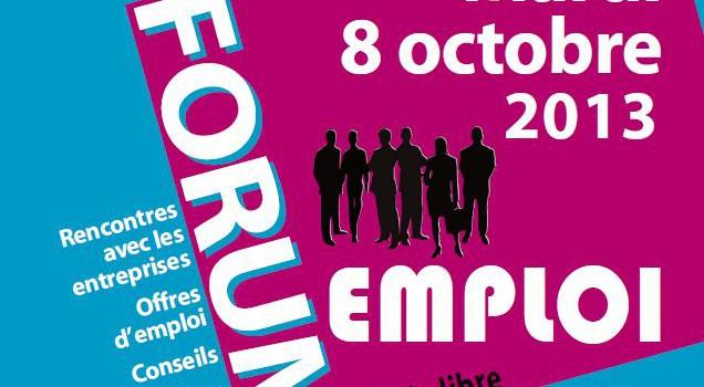 Forum de l'emploi au Plessis-Trévise