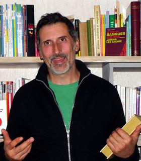 Au Perreux, Joseph Terribile (EELV) sollicite un débat avec Gilles Carrez (UMP)