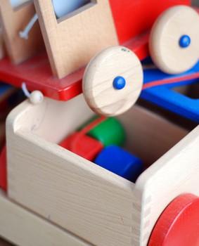 Foire aux jouets à Thiais avec Les ateliers de Balou