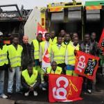 Manif CGT Sepur Travailleurs Sans papiers