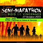 Semi marathon vincennes