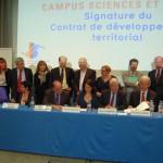 Signature CDT Campus Sciences et Sante