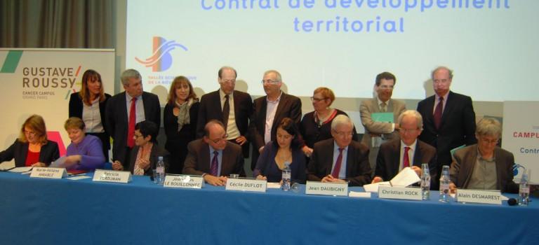 Le CDT Campus Sciences à l'épreuve de ses habitants et de la Métropole du Grand Paris